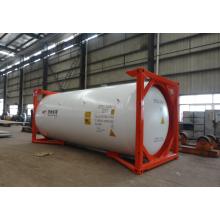 UN T50 20FT LPG tank container