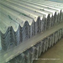 Hot DIP Galvanized China Highway Guardrail for Traffic Safety