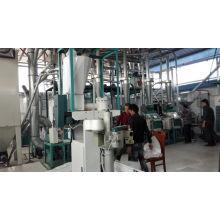 20-30tpd trigo / farinha de milho Mill máquina / fresadora