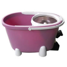 The best selling Magic spin mop, mop bucket ZY-16 with four drive.