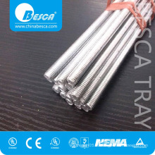 HDG EZ SS High Grade Zinc Plated Hot Dip Galvanized Varillas Roscada Threaded Rod of 1/2'' 3/4 '' 1'' M8, M10, M12