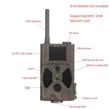 12 MP 1080P HD Video Camera Wildlife Animal Shooting Hunting MMS GPRS Game Cam