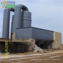 Torre de depuración de agua de tratamiento de gases de combustión para depurador Nox