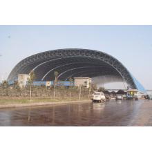 Estructura de acero Arch Coal Storage Shed