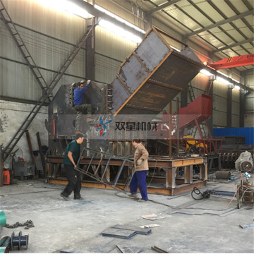 Scrap Metal Crusher Equipment Dijual