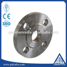 asme carbon steel pad type flange