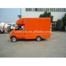 Fábrica de China suministra pequeñas tiendas móviles, muy conveniente Vending ventas de automóviles
