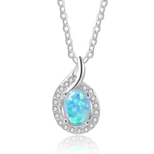 Opal Stone High End Popular Jewelry Opal Necklace