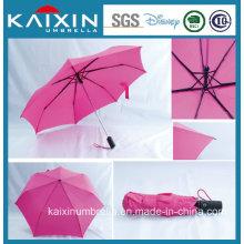 Beliebte Werbe-Auto öffnen und schließen Umbrella