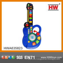 Instrumentos de música baratos de la historieta de los instrumentos musicales Guitarra eléctrica
