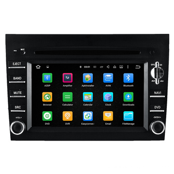 Hla Car DVD Player Android 5.1 Auto DVD pour Prosche Cayman / 911 GPS Navigatiion Bluetooth TV 3G WiFi