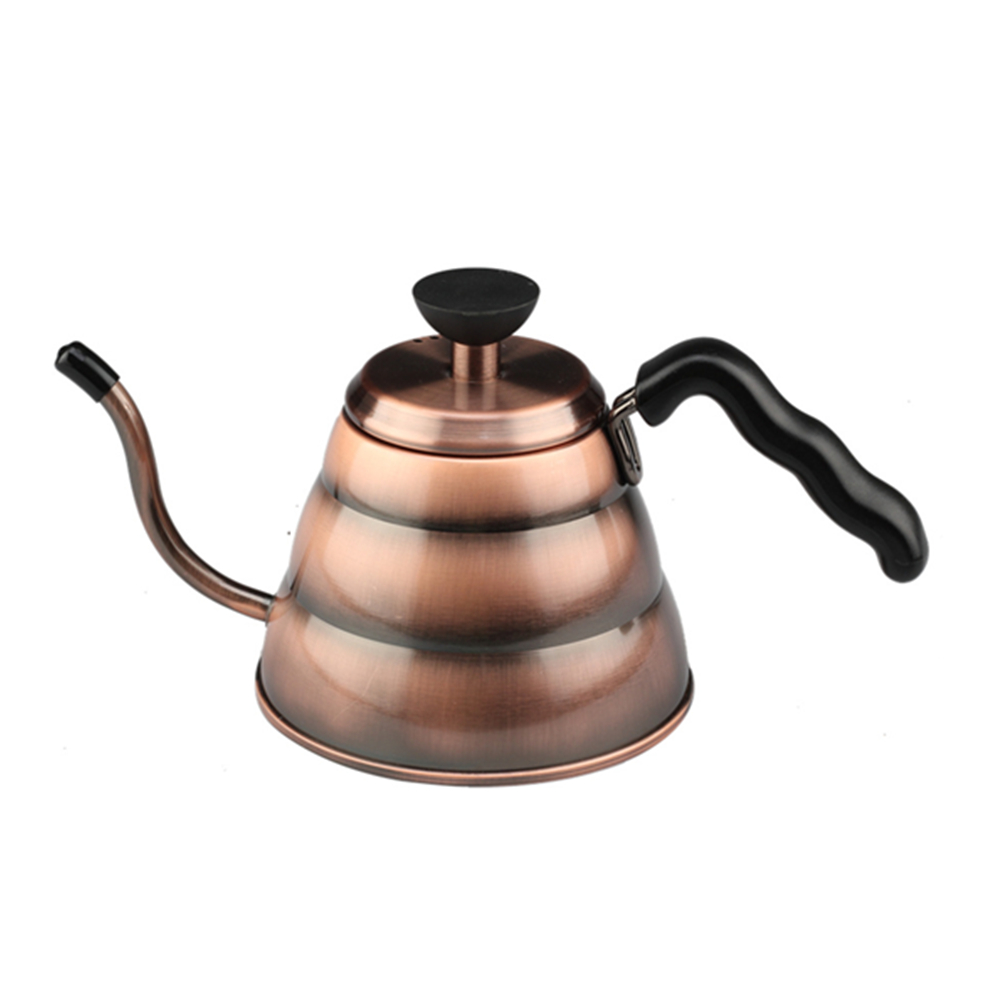 Copper Pour Over Drip Kettle