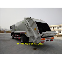 Dongfeng 6 CBM Compacted Garbage Trucks