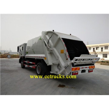 Dongfeng 6 CBM Compacted Trumps