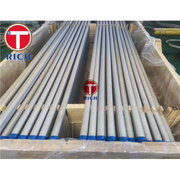 410 304 Seamless Tube Welded Stainless Steel Pipe