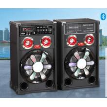 Professional Speaker 2.0 Bluetooth FM Speaker Tp-02