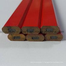 Hb crayon en bois pour cadeau promotionnel