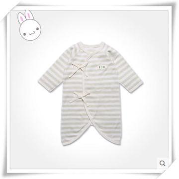 Natürliche Bio-Baumwolle Kimono Strampler für Kleinkinder mit schönen Design