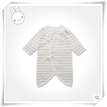 Natural Organic Cotton Kimono Romper for Infant with Lovely Design
