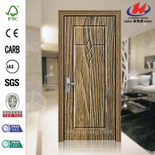 Porta Interior JHK-001 bonita placa de PVC