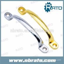 RDH-125 zinc alloy wardrobe door handles