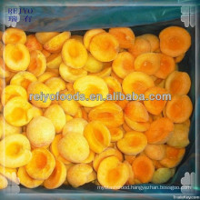IQF frozen apricot with good quality