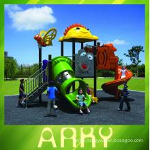 Safe Kindergarten Exterior Playgrounds