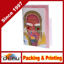 Wedding/Birthday/Christmas Greeting Card (3331)