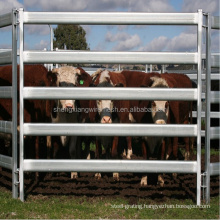 Cattle Fence 2.1m x 2.4m in 5.0/ 6.0Rails with ISO9001 sell good in Australia farm (Produce Factory)