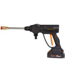 Аккумуляторный пистолет для мойки автомобилей высокого давления