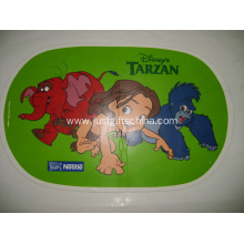 Custom Kids PVC Placemats - Oval Shaped