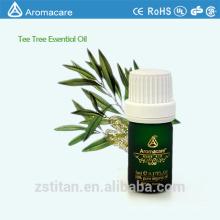 Aceite esencial de aromaterapia pura 5 ml de árbol de té