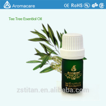 Huile essentielle d'arbre à thé aromathérapie saine pure 5ml