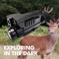 Alcance de visión nocturna de caza militar con lente 35