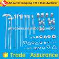Barras de reforço magnéticas de PTFE pequenas e resistentes Barras de PTFE