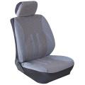 capa de assento dianteiro de carro em tecido de camurça universal