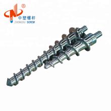 Barril de tornillo de goma de alimentación en frío para extrusión de alambre de PVC