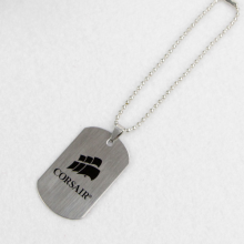 Factory Supply Custom Zinc Alloy Id Dog Tag