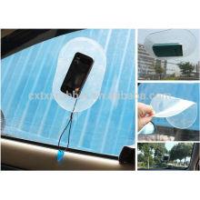 magic sticker non slip car mat, super sticky adhesive car pad