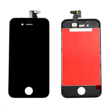 Teléfono móvil LCD para iPhone 4 4s pantalla táctil LCD de montaje