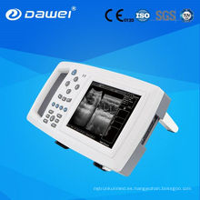 DW-600 animal de mano escáner de ultrasonido y ecografo