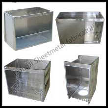 Stainless Steel Sheet Metal Enclosure