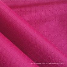 Oxford Twill Ripstop Nylon Fabric