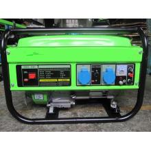 Gerador de gasolina verde