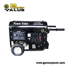 Hot Design China 2.5kw 2.5kVA High Frequency Generator for Household