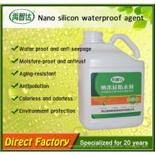 Repelente de água Nano do silicone orgânico para Waterproofing de pedra do corte da safira azul