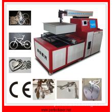 Steel Aluminum Copper Metal Laser Cutter 500W 700W