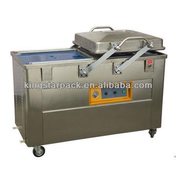 Automatização vácuo packer para alimentos