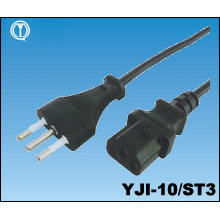 Italian IMQ Power Cords