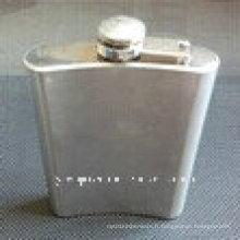 Amazon Hot Selling en acier inoxydable Hip Flask 4 Oz 304